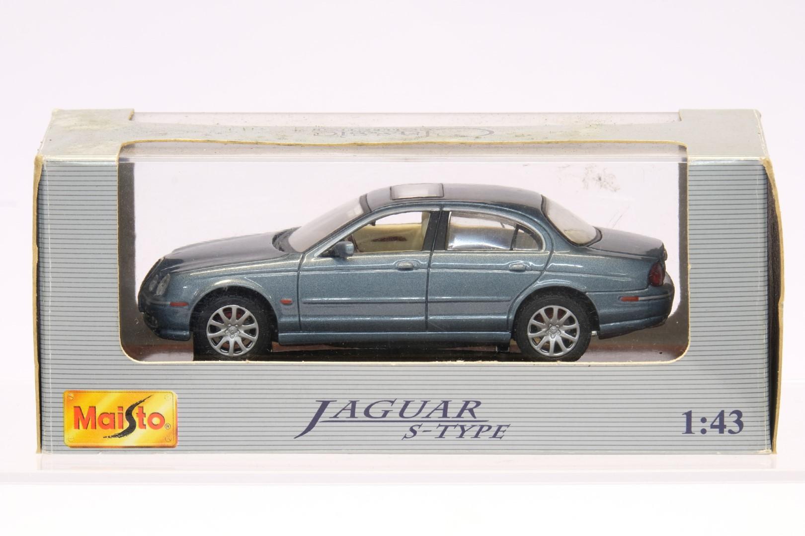 Maisto 3 Jaguar Models - Image 3 of 4
