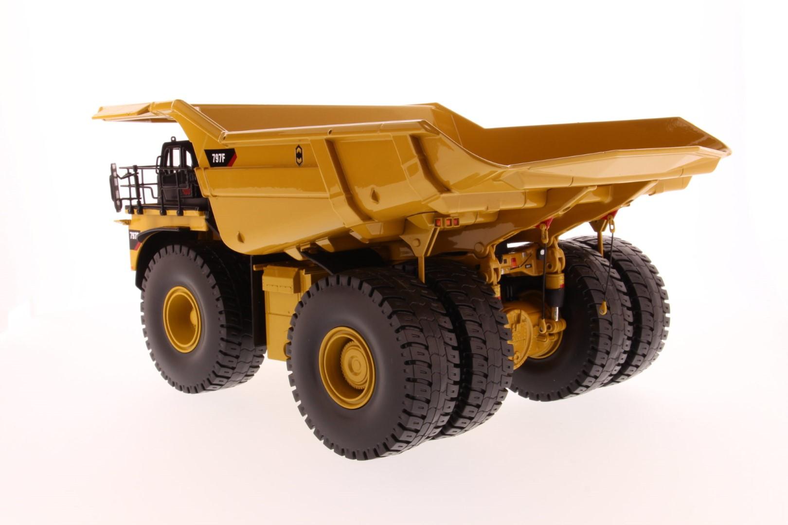 Diecast Masters CAT 797F Tier 4 Mining Truck - Image 3 of 5