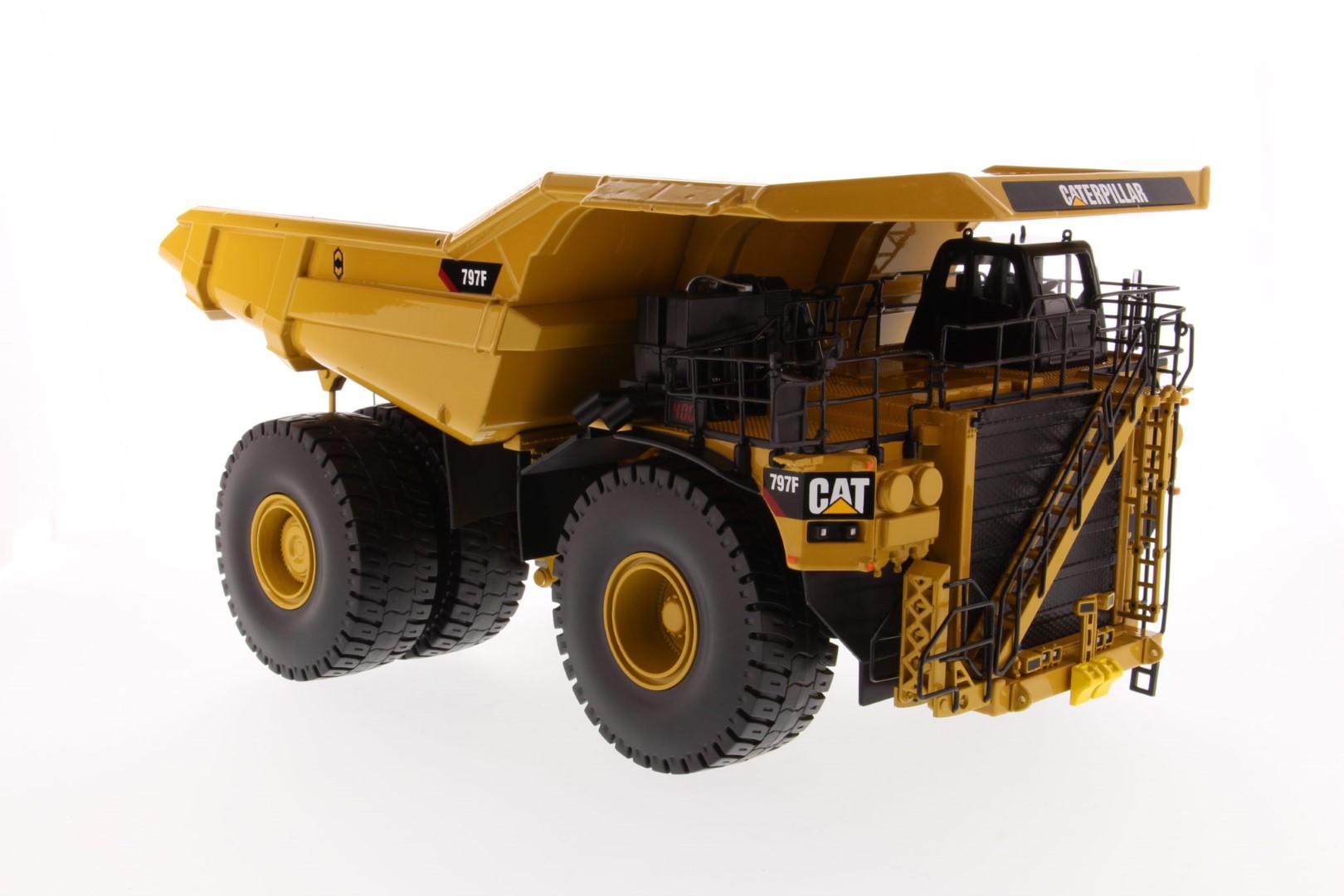 Diecast Masters CAT 797F Tier 4 Mining Truck - Image 5 of 5