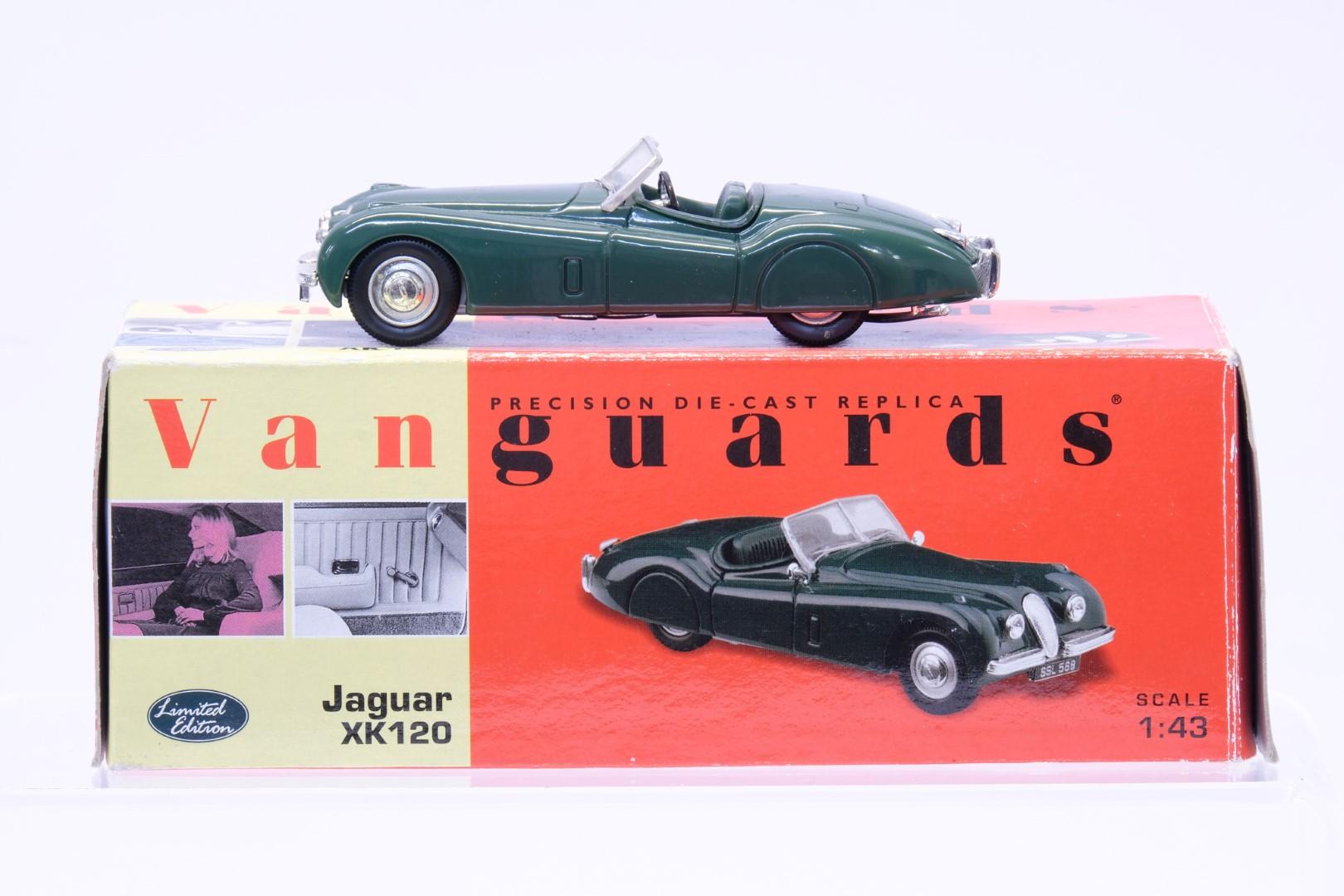 Vanguards 4 Boxed Car Models - Image 4 of 5