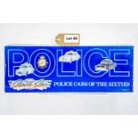 Corgi Police Cars Of The 60's