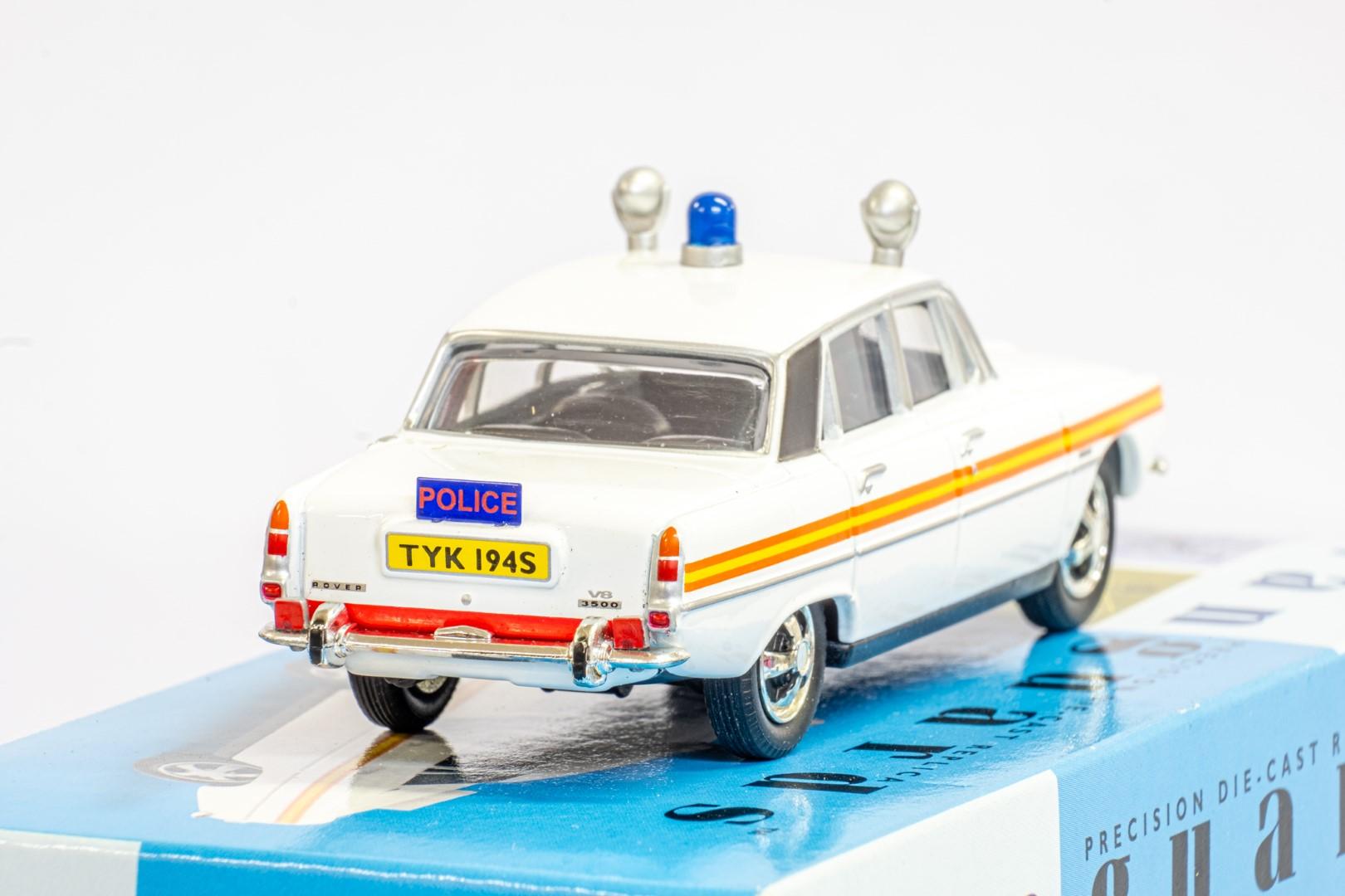 Vanguards Rover 3500 - Traffic Car - Image 7 of 8