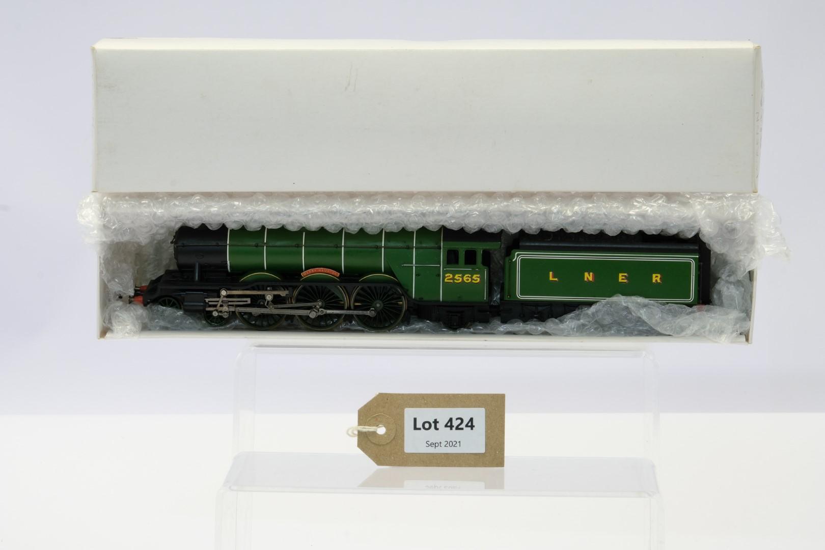 "Hornby 4-6-2 2565 ""Merry Hampton"" LNER apple green"