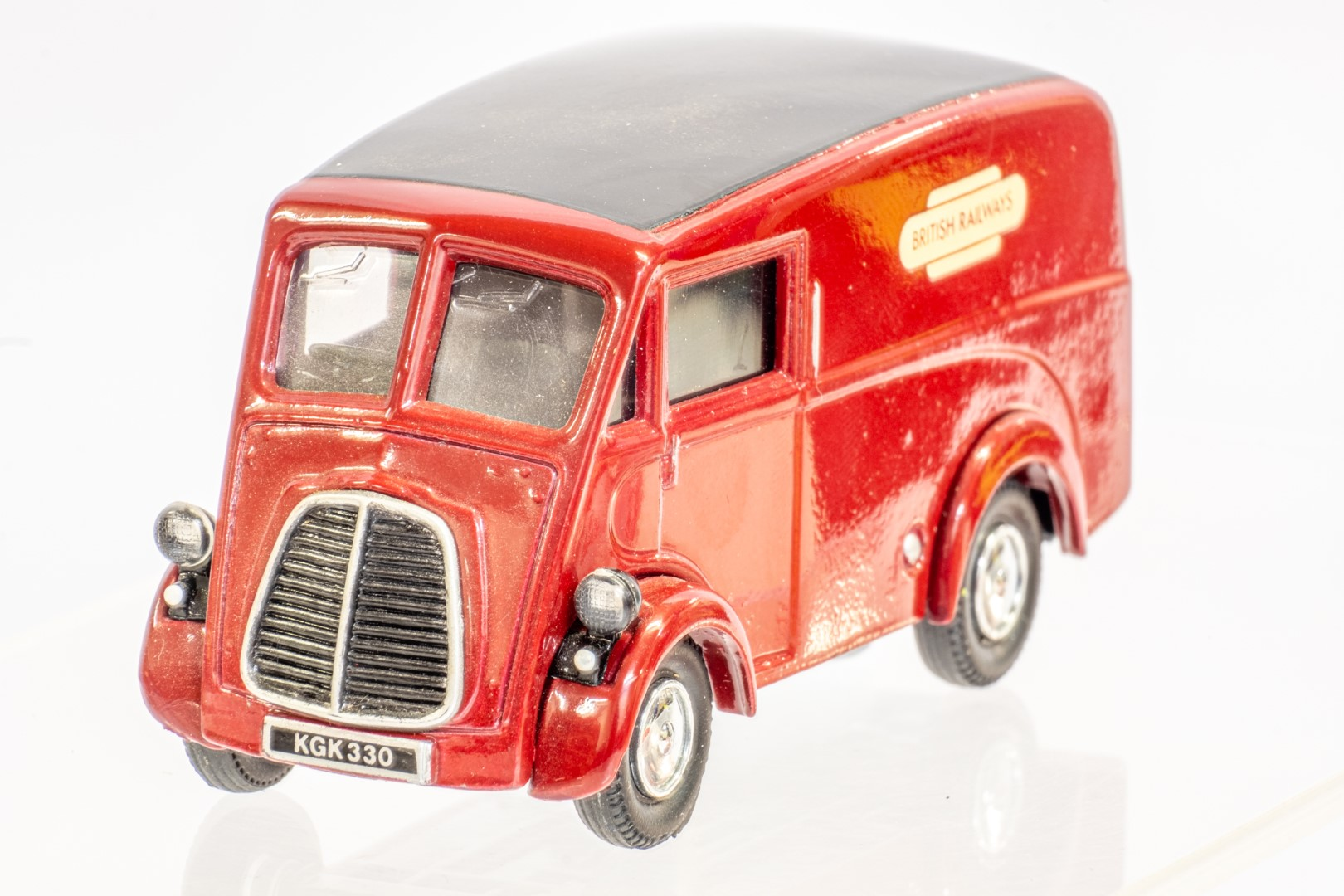 Corgi & Lledo 2 Boxed Models - Service Vans Of the 50's & 60's & Sentinel Ballast - Image 11 of 12