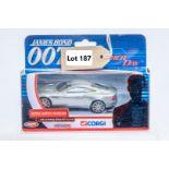 "Corgi James Bond 007 Aston Martin Vanquish ""Die Another Day"""