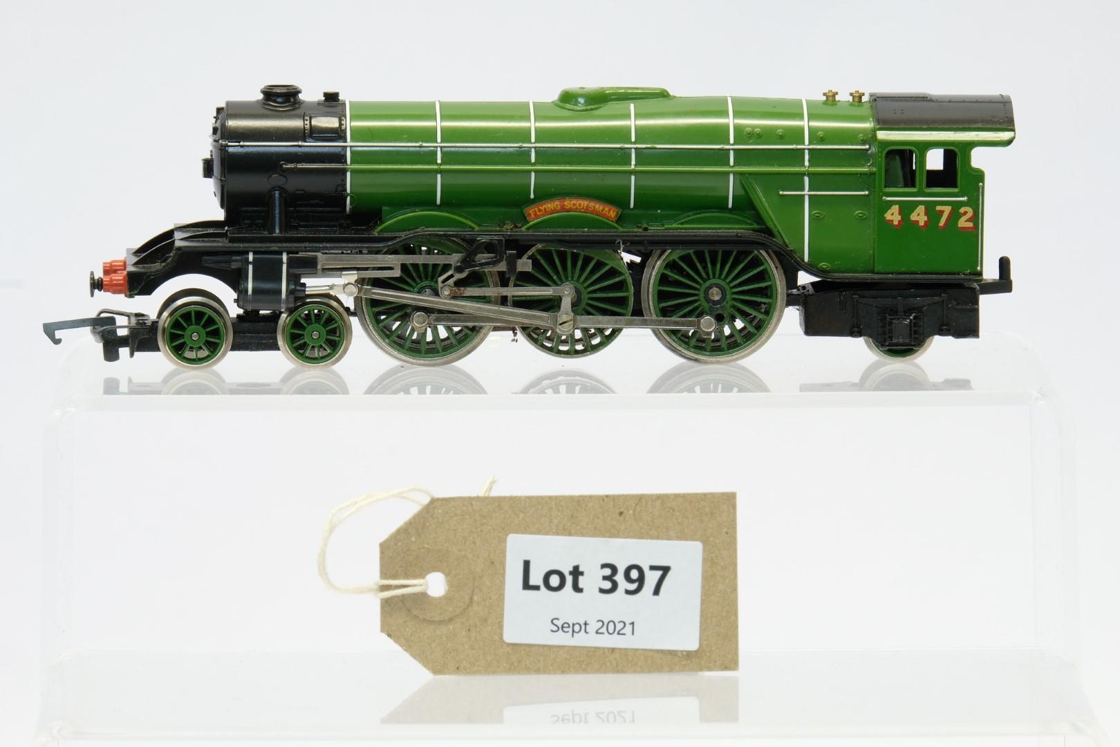Hornby A1 Class 4-6-2 Steam Locomotive Lner 4472 Flying Scotsman - No Box | No Tender