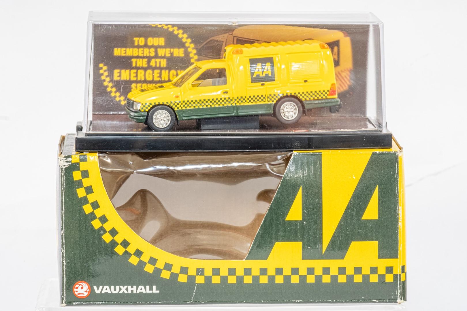 Lledo Ringtons Set & Vauxhall Brava AA - Image 2 of 4