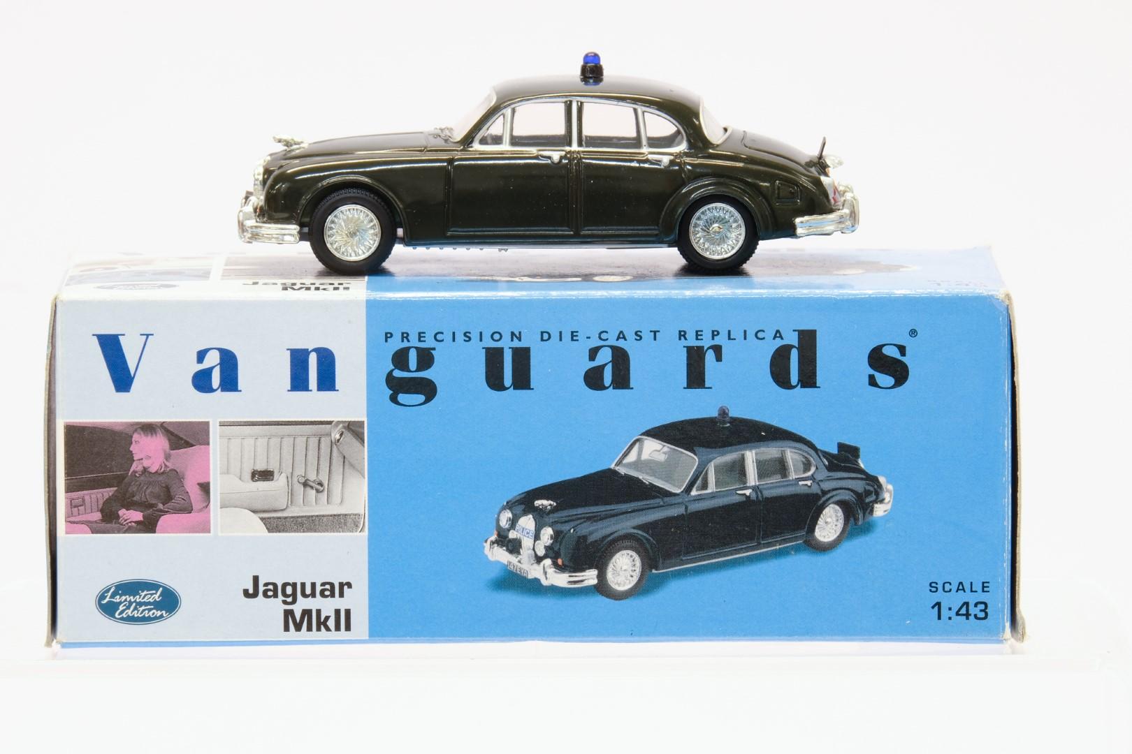 Vanguards 4 Boxed Car Models - Image 5 of 5