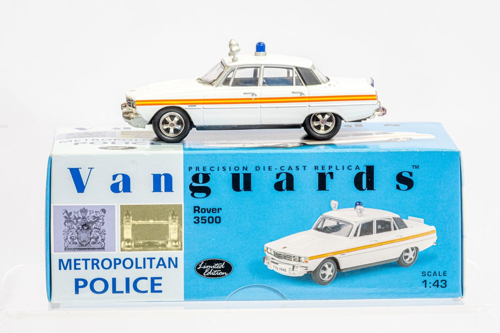 Vanguards Rover 3500 - Traffic Car - Image 2 of 8
