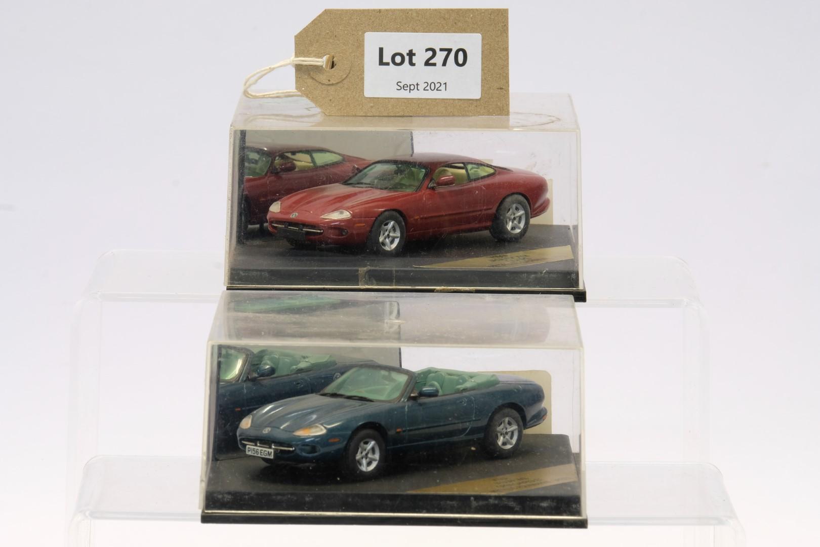Vitesse 2 Jaguar XK8 Models