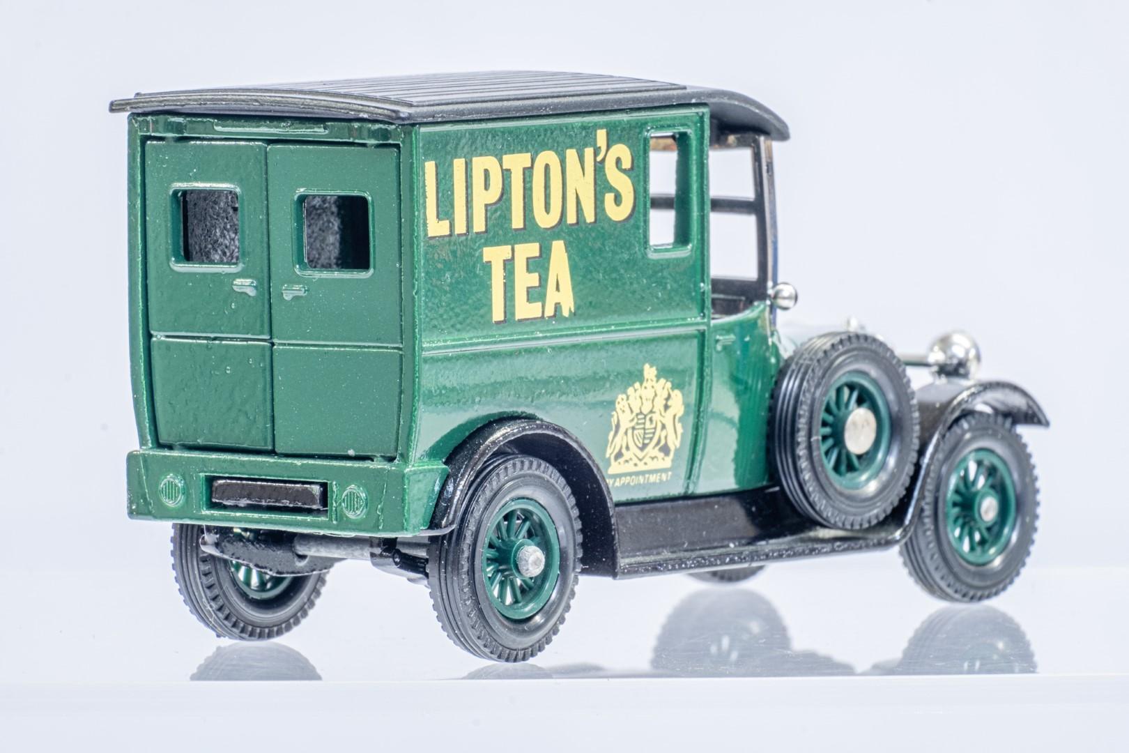 Matchbox 1927 Talbot Van Y-5 - Liptions Tea - Rare - Image 8 of 9