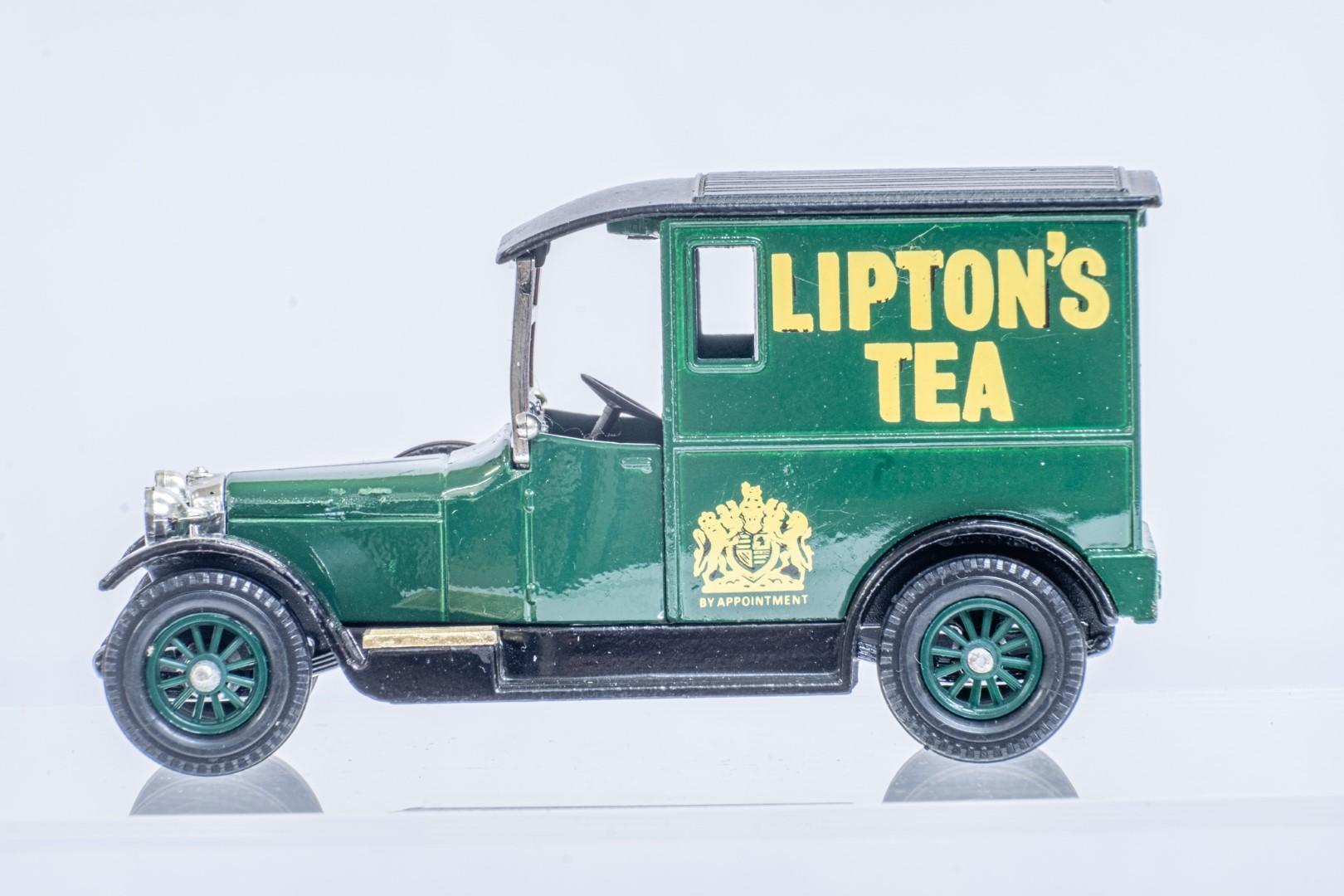 Matchbox 1927 Talbot Van Y-5 - Liptions Tea - Rare - Image 5 of 9
