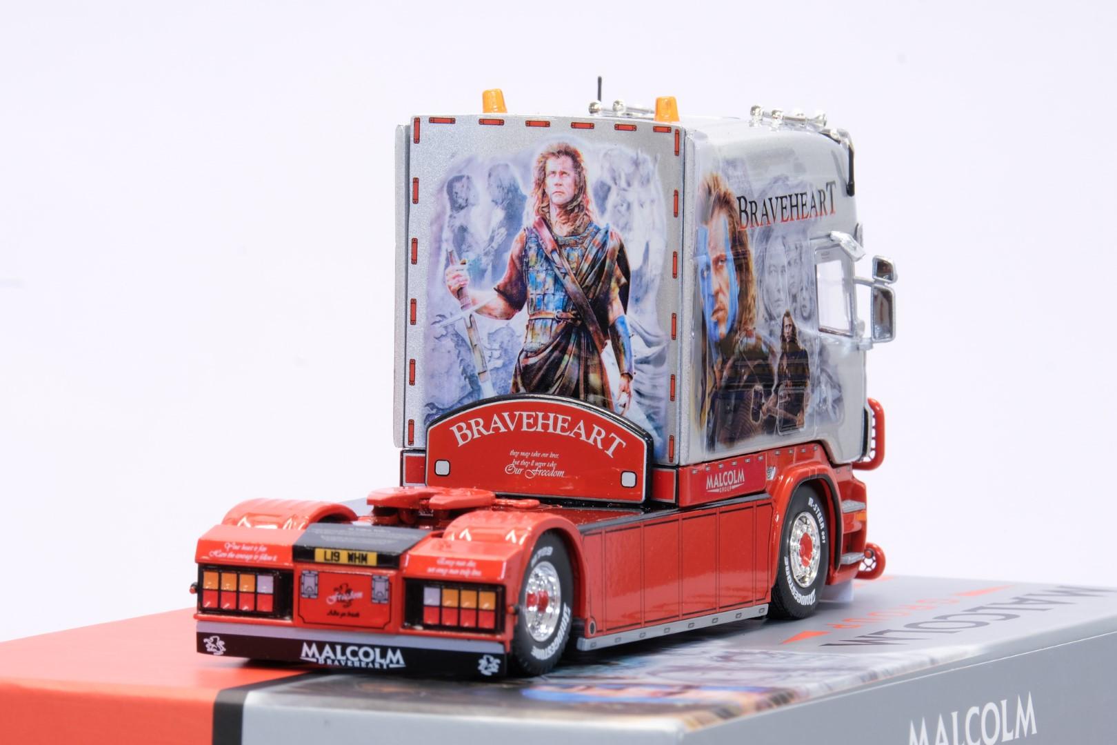 Tekno Scania R-series Longline - W.H. Malcolm Braveheart - Image 4 of 6