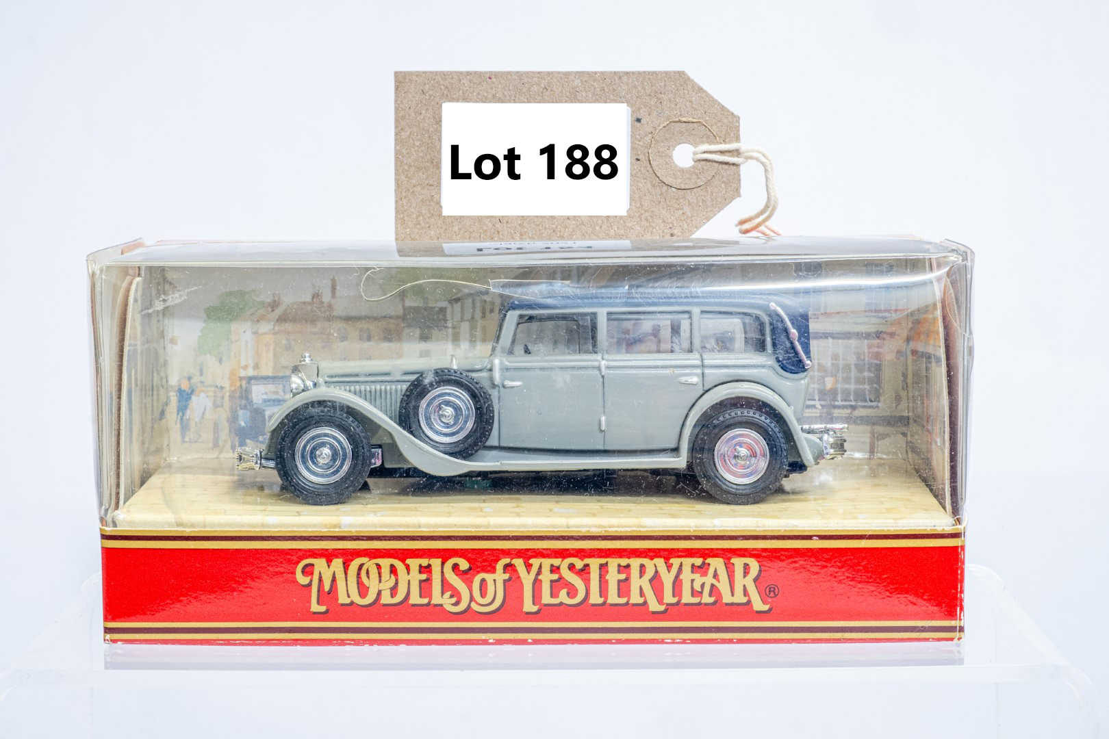 Matchbox Mercedes Benz 770 Y40 1931