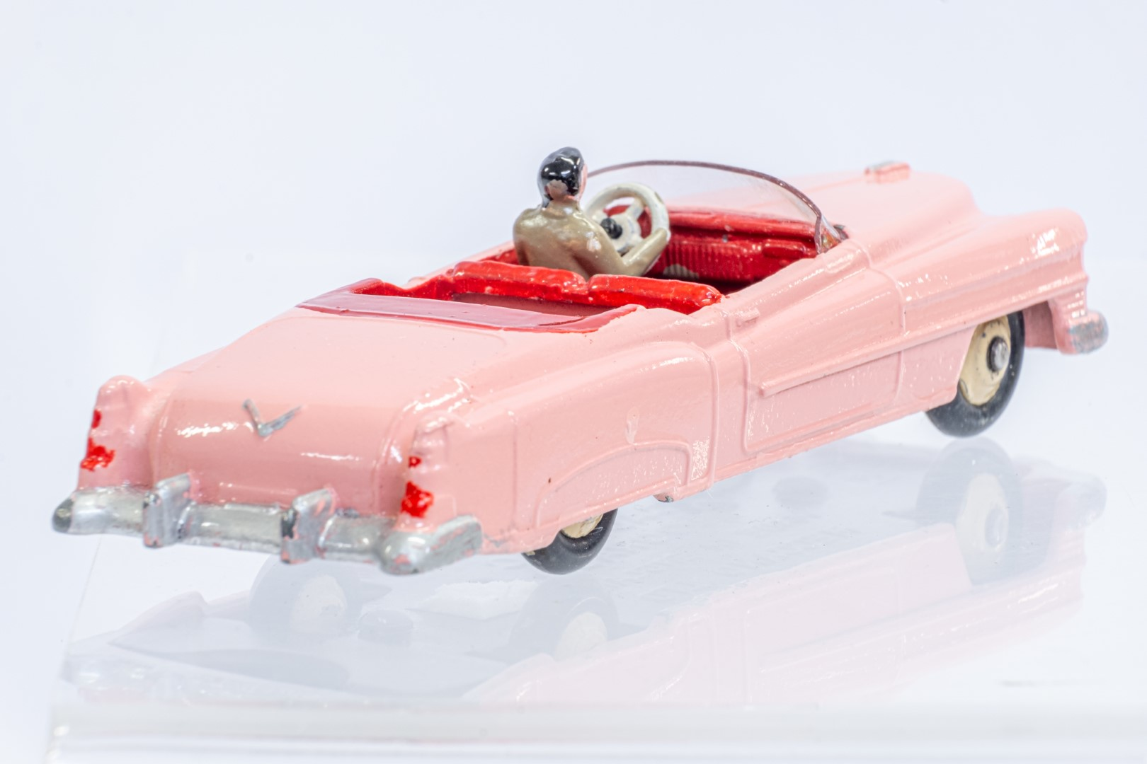 Dinky Pontiac Convertible - Code 3 & Reproduction Box - Image 6 of 7