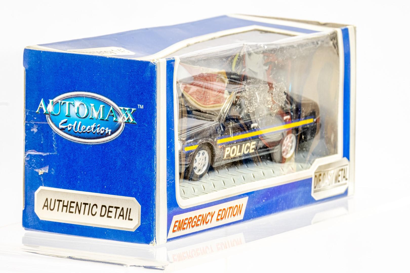 Automax Ford Granada - Police - Code 3 - Image 2 of 7