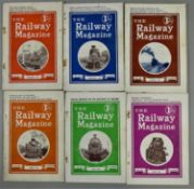Approximately 200 copies of The Railway Magazine, (1936 - 1947, 1950 - 1953).