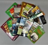 A collection of 18 railway related books, to include The LNER companies and LMS scene.