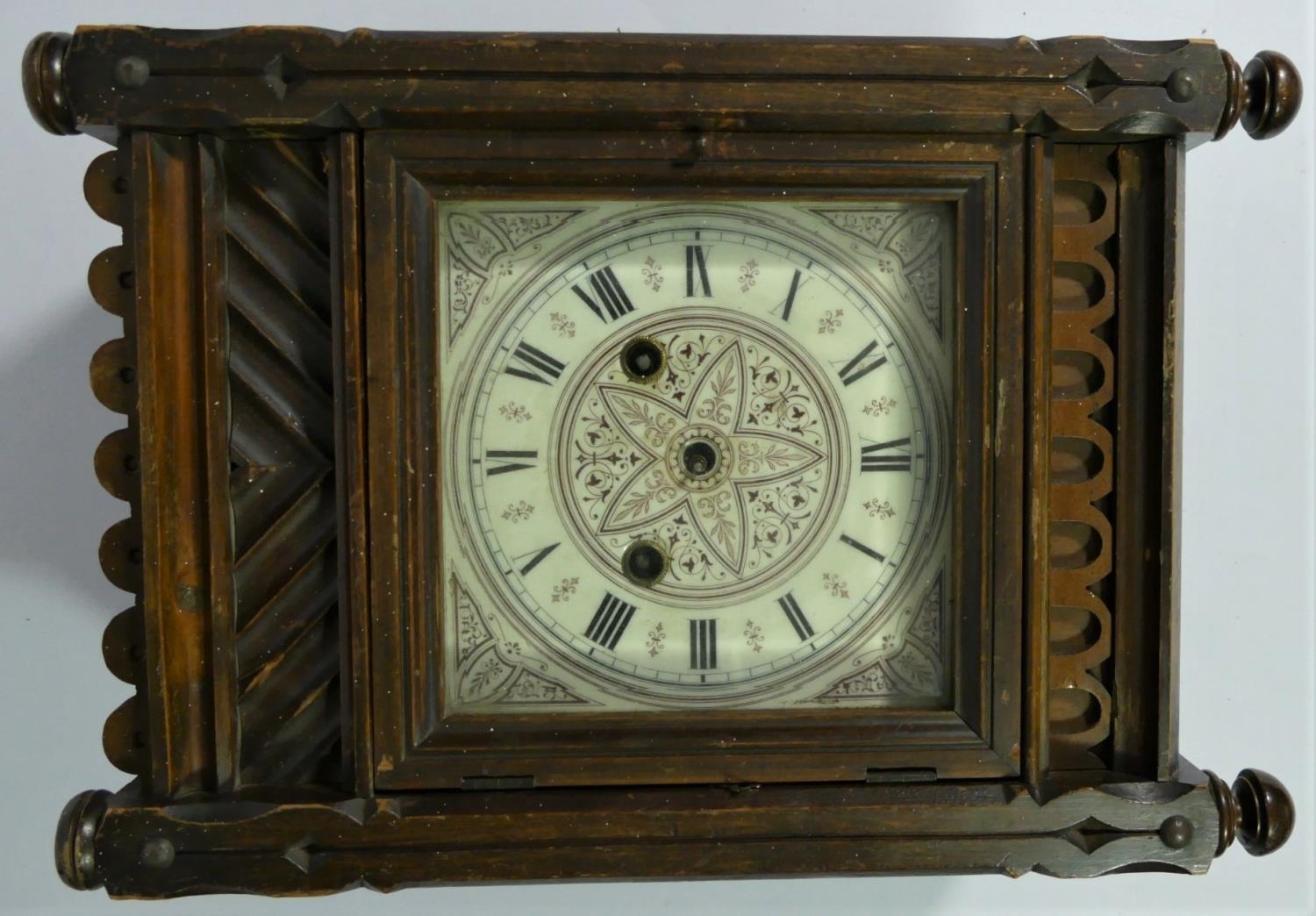 A collection of clocks to include, a Metamec electric clock, a Smiths electric clock, together - Image 2 of 2