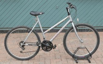 A Townsend Slipstream ladies bicycle with 26inch wheels, 5 speed, together with an Apollo Aerotec