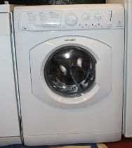 A Hotpoint (WDL754) Aquarius washer dryer, 7kg load