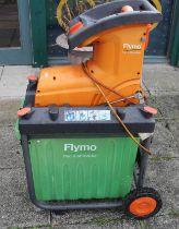 A Flymo Pac a Shredder (PAS2500) garden shredder, untested sold as seen