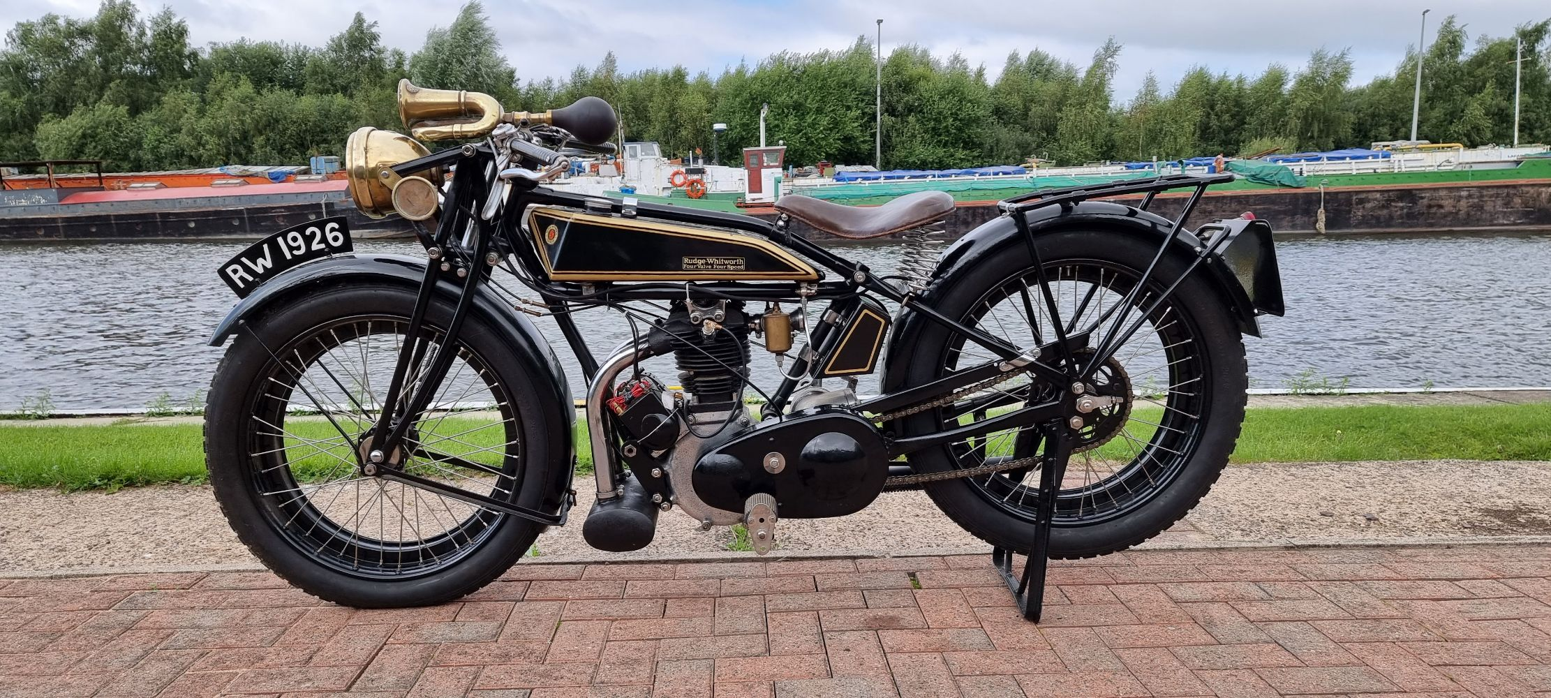 Classic cars and motorcycles auction