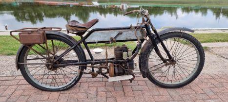 FN 285T project, c.1920. Registration number, not registered. Frame number 46915. Engine number