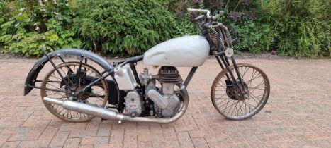 1936 Norton Model 16H, 490cc, Project. Registration number NSV 203. Frame number 65839. Engine
