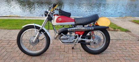 1971 Bultaco Matador MkIV, 250cc.