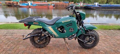 2006 Ecorider Hippo 230 Diesel. Registration number not road registered. Frame number SFJCE 230 0606
