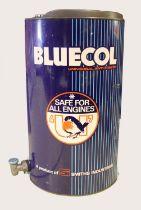 A Bluecol barrel, 48 x 30 cm