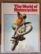 To be sold on behalf of Hornsea Biker Event; The World of Motorcycles, 22 volumes