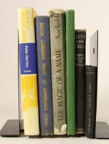 A collection of 6 books to include, Veteran to vintage cars, Bits and Pieces, Continental sports