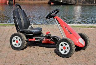 A Kettler Pedal child's Go Kart
