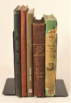 A selection of 5 books to include, The Light Car vol.LXIV, The Vintage Motor Car, Speed in Style,