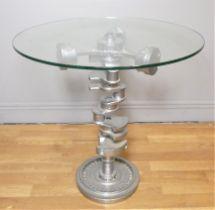 Crank Shaft Table