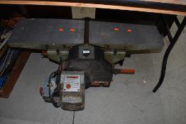 A De Walt workshop model DW 50 planer thicknesser