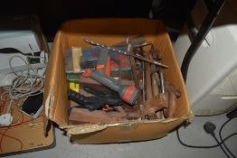 A selection of hand tools and similar a good selection