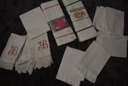 Two sets of vintage bed sheets in original packaging,one Horrockses the other Riggs, also included