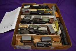 Six Hornby, Lima, Airfix & Triang 00 gauge LMS Loco & Tenders and Tank Locomotives, 4-6-0 5138, 2-