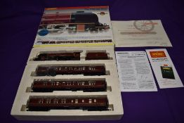 A Hornby 00 gauge limited edition train pack, The Mid-Day Scot comprising 4-6-2 Loco & Tender City