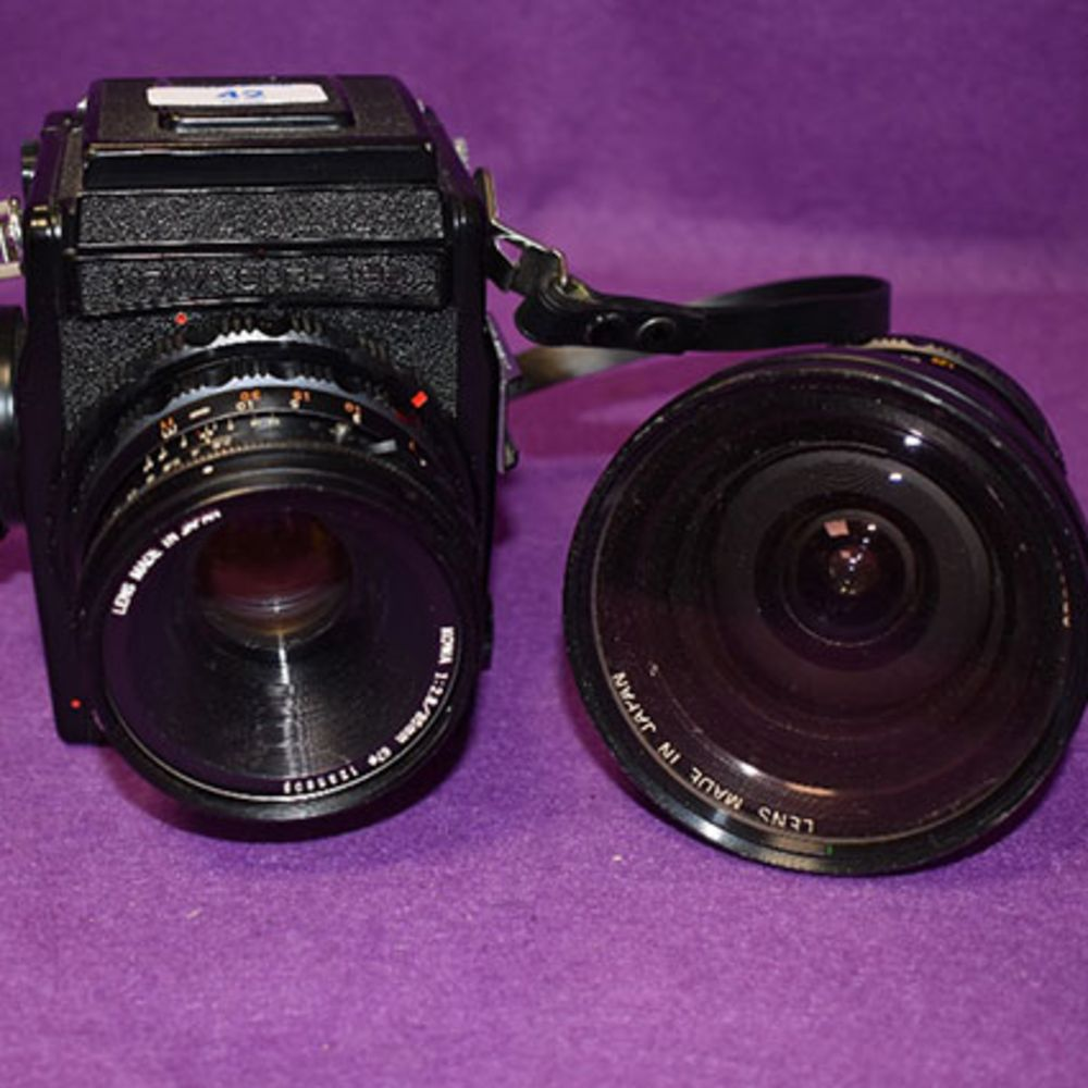 Fine Quality Vintage Cameras and Photography Equipment
