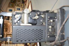 A vintage Siemens projector