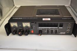 A Philips D6920 Mk2 Audio Visual Cassette deck, circa 1985-92