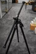A Benbo 2 Tripod in soft carry case