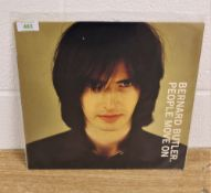 A copy of Bernard Butler's 'people move on ' double album on Creation records - this was a limited