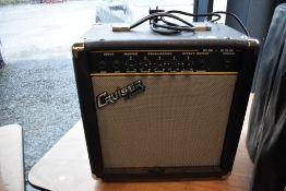 A Cruiser practice bass amplifier, CR-25B