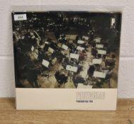 A vinyl copy of Portishead's 'NYC' Live album in EX/EX
