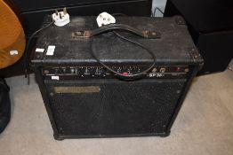 A Vintage Hohner SP35 combo amplifier